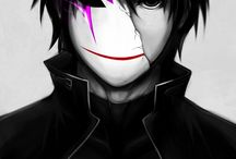Darker than black / Hei/ Yin