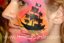 Face Painting & Body Art