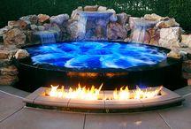 yazlık eve havuz