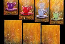 Paint and drink art / by Sheila Minnich
