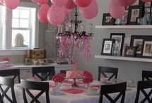 Party ideas / by Lora Campbell