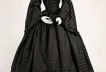 mourning dress project
