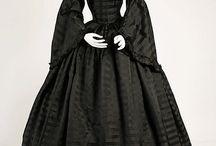 1849 - 1900's Clothing