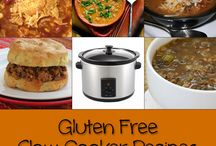Gluten free / by Colleen Dabney