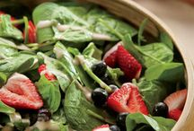 Salads / by Eppie Parker Riley