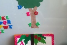 preschool projects / by Tricia Fanning