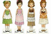PAP. bábiky