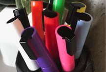 Create with Liquid Chalk / Ideas for how liquid chalk can brighten up your life.
