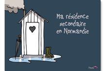 Ma résidence secondaire en Normandie
