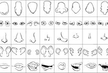 You're such a caricature! / Caricature tips for reference