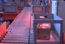 Video / Conveyor systems // dopravníkové systémy