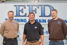 Cherry Hill, NJ Plumbers / Here are just a few photos of the crew.