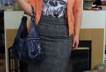 Kobieta - Moda dla puszystych
