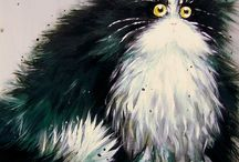 коты Kim Haskins