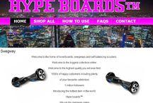 Hype Boards™ / http://www.hypeswegway.com/