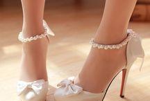 bride shoes