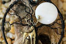 Three of LIFE pendants