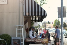 {Antique} street faires, shoppes, etc... / by Jodi Keller