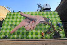 World of Urban Art : MARTIN RON  [Argentina]