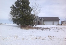 42072 Thunder Hill Road, Parker, Colorado 80138  / Great Acreage, Close to both Parker and Elizabeth. This walkout ranch has a great floor plan and plenty of room. Three car oversized garage, Shed just steps away from garage, Trex Deck and finished walk out basement with bar area.