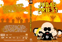 Judas Priest, Halford and Fight DVD covers / Some of my DVD cover designs to Judas Priest and related. These are all unofficial, or fictional, and by no means are not for sale anywhere. If you find one, don't buy it. These are made just for the love of these bands and are not competitive with their official releases.