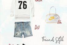 Friends Style 2015 Women