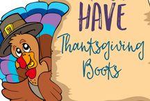 Thanksgiving and Thankfulness