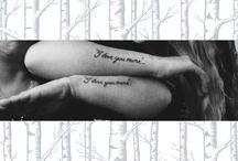 Tatts / Mine