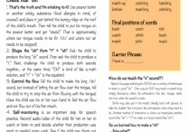 SLP-Parent info /homework / by Tracy Hargesheimer