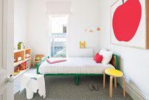 Primary color nursery