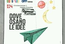 Salone OFF_Salone del libro 2013 / #SalToff #SalTO2013 eventi organizzati per l'OFF del Salone Internazionale del Libro 2013. Arredamenti #Chave1890 - Via Pietro Micca 15 - Torino
