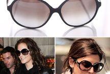 Emilio Pucci - Black Oversized Sunglasses