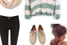Outfit ideas / by Ariel Towery