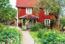 Svenske huse og indbo