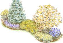 Dibujos jardinería