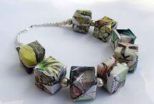 Paper jewelry / by Tatjana Hlava
