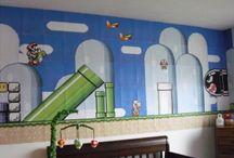 Nursery/Kids Rooms / by Lori Wyont