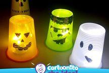 Halloween - Cartoonito Che Idea!