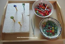Montessori materialien