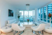 FOR SALE ~ Continuum #510 / FRESH & WHITE SUN-FILLED 3 BEDROOM CORNER WITH OCEAN VIEWS AT THE CONTINUUM SOUTH BEACH!  | Listed Price $3,650,000
