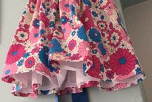 Handmade toddler dresses