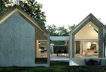 hus moderne