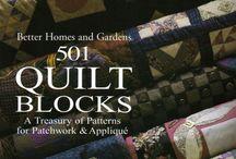 501 bloques patchwork