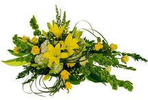 Sympathy flowers / by Floral Design Institute