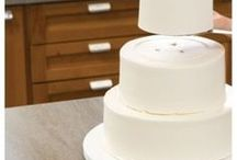 Wedding Cake DIY