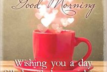 Good Morning ☀️⛅️