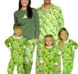 Matching Christmas Pajamas