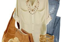 Fall Fashion Faves / by Andrea Haywood at Opulent Cottage
