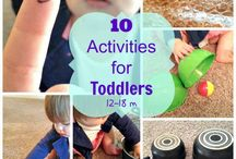 Toddler activities for toddlers