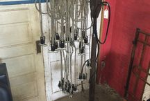 "Obsessive Oddities / This is what we call the things in the warehouse that make people wonder, ""What were they thinking""!  / by Black Dog Salvage"